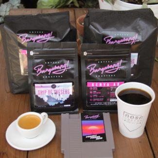 AoSA Coffee - Bangarang! Coffee Roasters