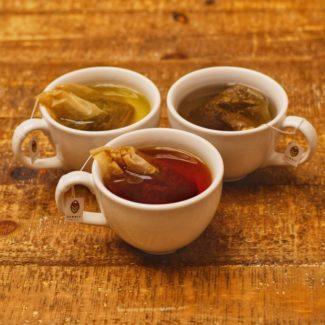 aosa coffee loose leaf teas