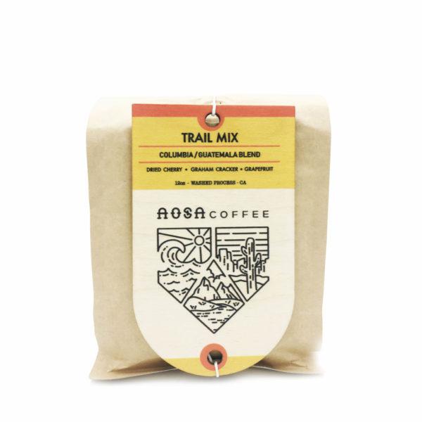 AoSA Trail MIx Coffe Bag